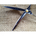 "Yoshi brand 6.5"" scissor made in Japan."