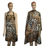 DH3112C Set Apron and Cape Leopard look