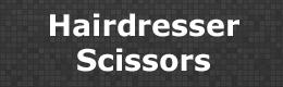 Professional Hairdresser scissors