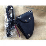 QNN Black Leatherette  Holster. Sample picture.