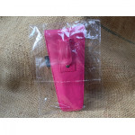 Pink single or Solo scissor clip on holster/ pouch.