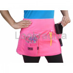 QNN Pink Cordura fabric Wrap Skirt