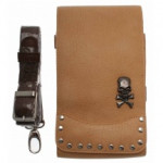Camel Pouch-Remove Flap-Strap-Skull Logo