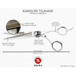 "KAMISORI Tsunami 5.5"" Professional Hair cutting Shears"